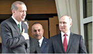 Russian-Turkish Relations and their Impact on NATO and the EU